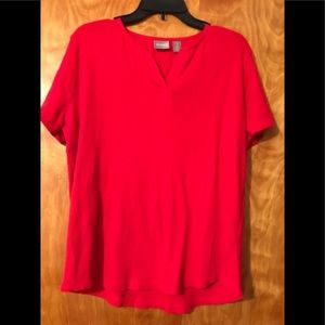 💥Sale💥Chico's Red T shirt